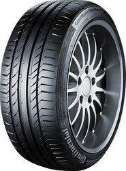 Continental ContiSportContact 5 SUV 255/60R18 107V