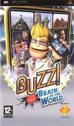 Buzz! Brain Of The World PSP