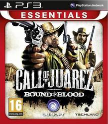 Call of Juarez Bound in Blood (Essentials) PS3