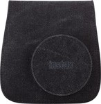 Fujifilm Instax Mini 8 Soft Case with Strap (Black Linen)