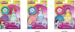 Hasbro Play-Doh Disney Princess
