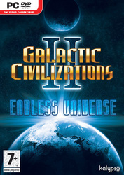 Galactic Civilizations II: Endless Universe PC