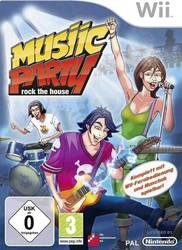 Musiic Party Rock The House Wii