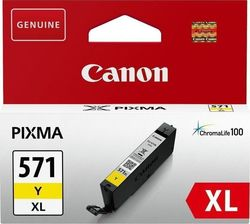 Canon CLI-571Y XL Yellow (0334C001)