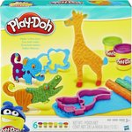 Hasbro Play-Doh Make 'n Mix Zoo