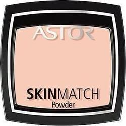 Astor Skin Match Powder Pressed Powder A Natural Look 100 Ivory 7gr