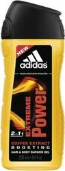 Adidas Extreme Power Shower Gel 250ml