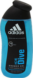 Adidas Ice Dive Shower Gel 250ml