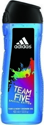 Adidas Team Five Shower Gel 400ml