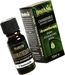 Health Aid Aromatherapy Chamomile Oil 10ml