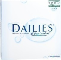 Dailies All Day Comfort Toric Ημερήσιοι 90pack