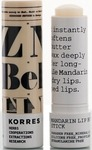 Korres Lip Butter Stick με Μανταρίνι Colorless