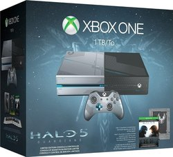 Microsoft Xbox One 1TB Limited Edition & Halo 5 Guardians