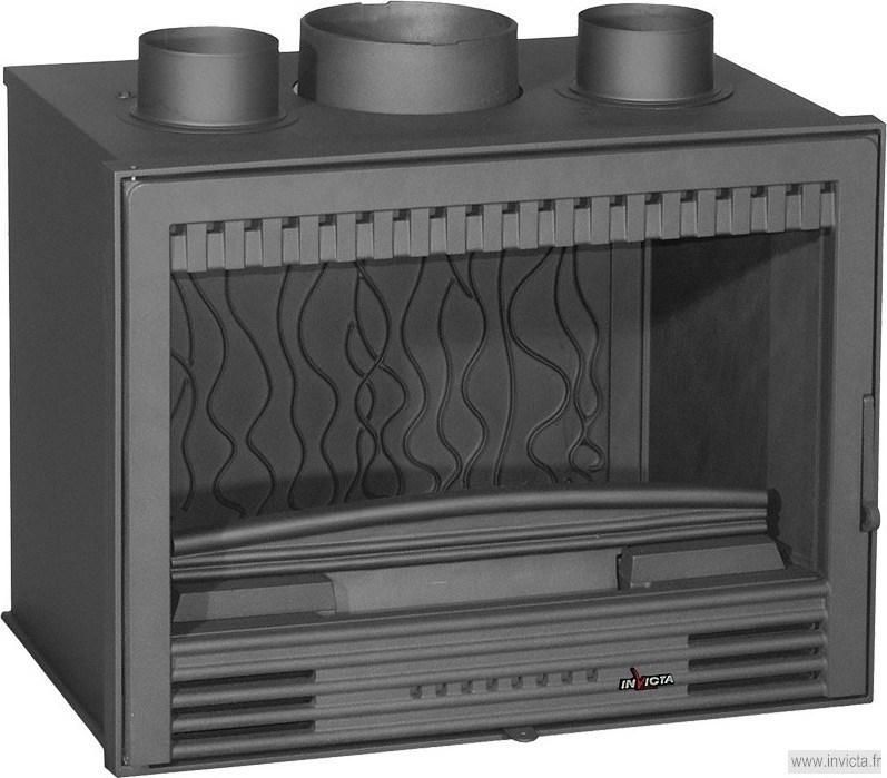 invicta insert 700 compact 520 c. Black Bedroom Furniture Sets. Home Design Ideas