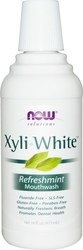 Now Foods Xyliwhite Refreshmint Mouthwash 473ml