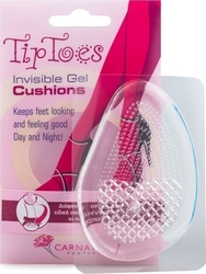 Vican Carnation TipToes Invisible Gel Cushions 1065