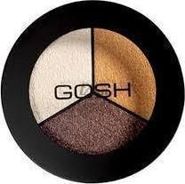 Gosh Eye Shadow Trio Tr1 Fudge