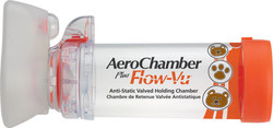 Trudell Aerochamber Plus Flow-Vu Small Mask (0 - 18 months)