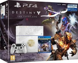 Sony Playstation 4 (PS4) Limited Edition 500GB & Destiny The Taken King