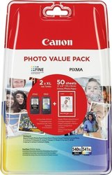 Canon PG-540XL/CL-541XL Photo Value Pack (5222B013)
