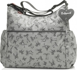 Babymel Big Slouchy Bag - Bow Grey
