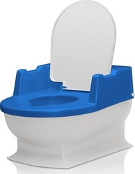 Reer Children's Toilet Seat-Fritz Blue