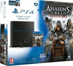 Sony Playstation 4 (PS4) C Chassis 1TB & Assassin's Creed Syndicate & Watchdogs