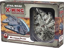 Fantasy Flight Star Wars X-Wing : Millennium Falcon Expansion Pack