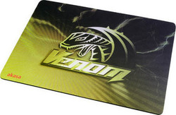 Akasa Mousepad Medium Yellow