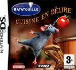 Disney/Pixar Ratatouille Food Frenzy DS