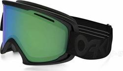 Oakley O2 XL Snow OO7045 07 Matte Black-Jade Iridium