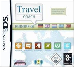 Travel Coach Europe 2 DS