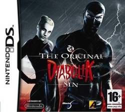 Diabolik The Original Sin DS