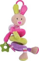 Big Jigs Bella Spiral Cot Rattle