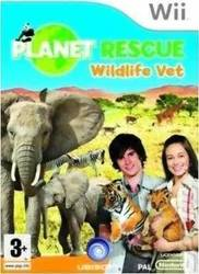 Petz Rescue Wildlife Vet Wii