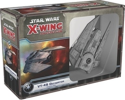 Fantasy Flight Star Wars X-Wing: VT-49 Decimator Expansion Pack