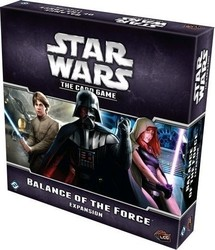 Fantasy Flight Star Wars The Card Game: Balance of the Force Expansion