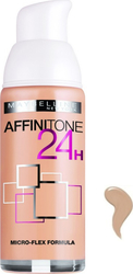 Maybelline Affinitone Foundation 24h SPF19 21 Nude 30ml