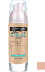 Maybelline Affinitone Mineral Foundation SPF18 40 Fawn 30ml