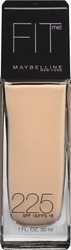 Maybelline Fit Me! Liquid Foundation Spf 18 225 Medium Buff 30ml