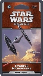 Fantasy Flight Star Wars The Card Game: Evasive Maneuvers Force Pack
