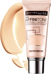 Maybelline Affinitone Perfecting + Protecting Foundation Vitamin E 14 Creamy Beige 30ml