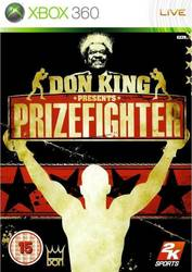 Don King Presents Prizefighter XBOX 360