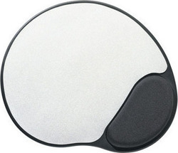 Ednet MousePad with Wrist Silver
