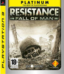 Resistance Fall of Man (Platinum) PS3