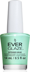 China Glaze Everglaze Mint Ality 82320