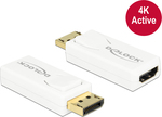 DeLock DisplayPort male - HDMI female (65580)