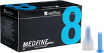 Wellion Medfine Plus 31g 8mm 100τμχ
