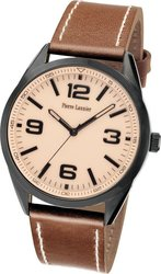 Pierre Lannier Cityline Brown Leather 212D404