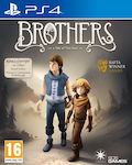 Brothers A Tale of Two Sons PS4